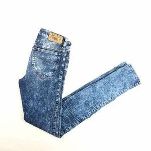 Womens Diesel Semi White Wash Jeans Size 26